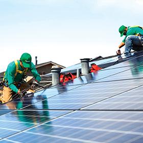 Panneaux solaires SolarCity