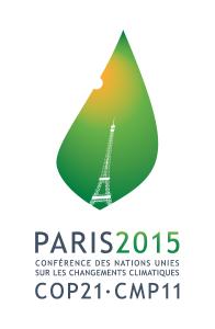 L'affiche de la COP 21 Paris 2015